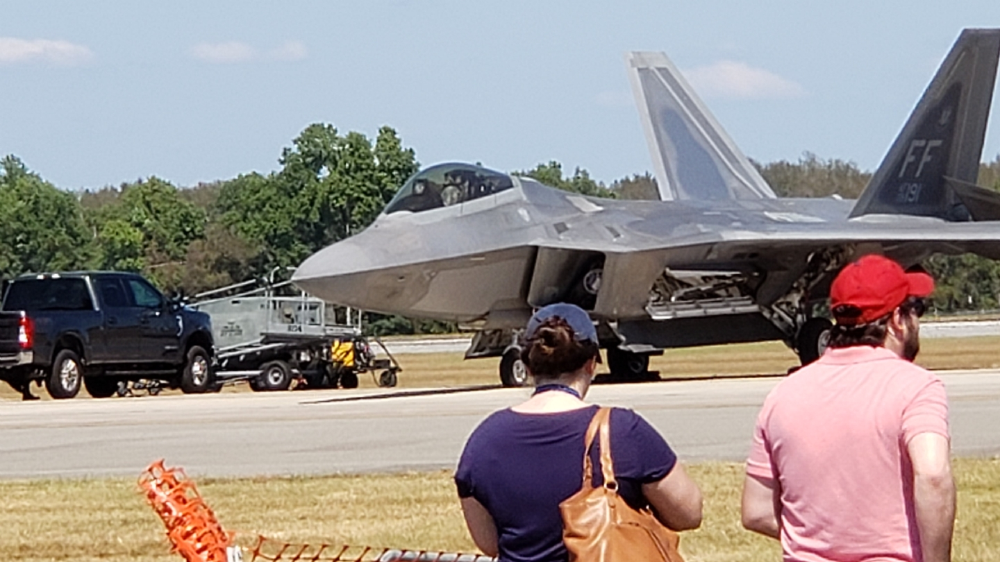 Thunder Over Georgia Air Show at Robins AFB 2019
